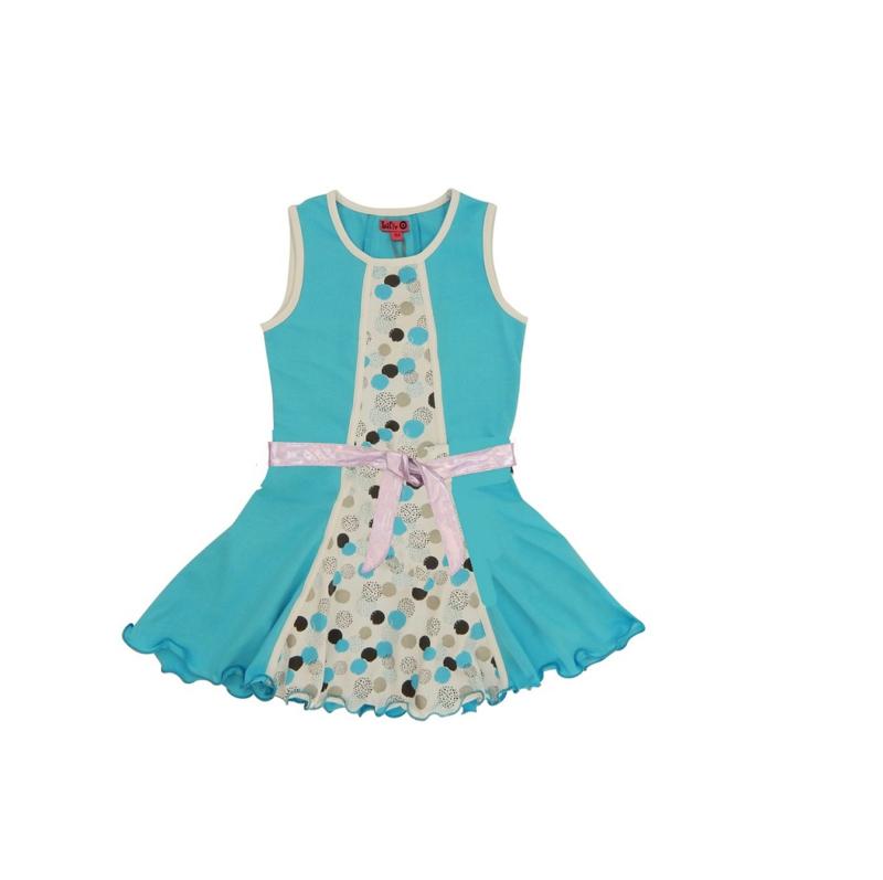 00010  LoFff jurk dots Z8366
