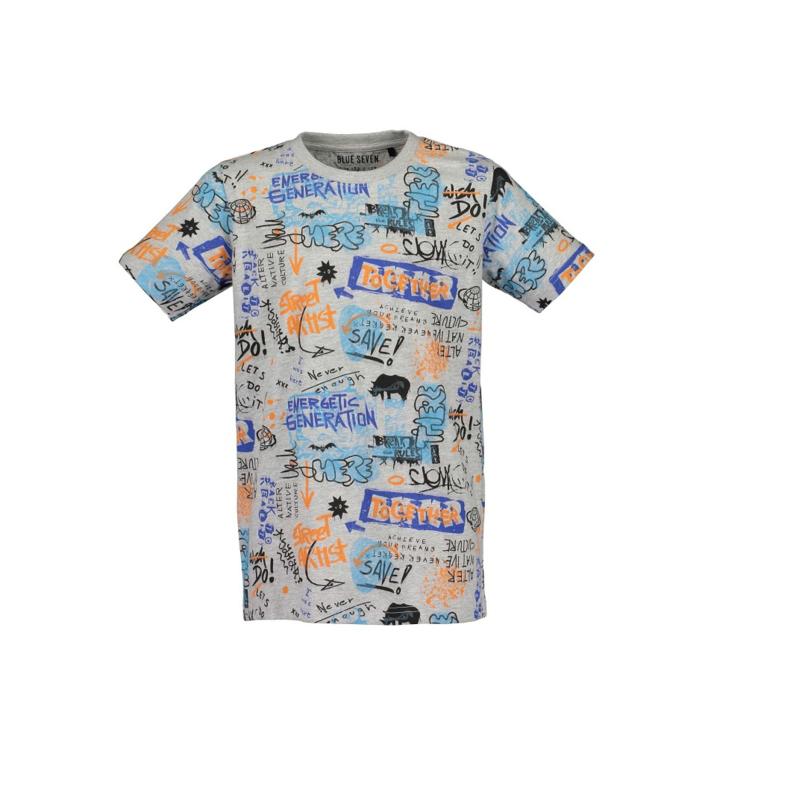 000 Blue Seven shirt 602724 maat 152