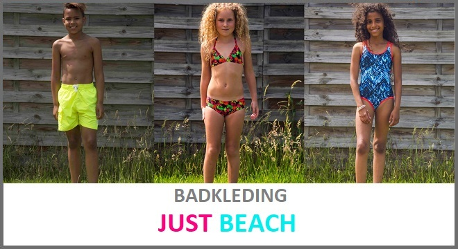 Just Beach- kinderzwemkleding