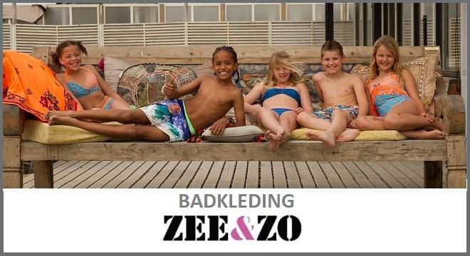 ZEE&ZO - kinderbadkleding -bikini-zwembroeken-badpak