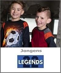 Legends22 jongendkleding