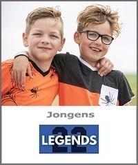 Legends22 jongendkleding
