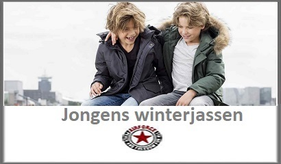 winterjassen-Airforce-jongens