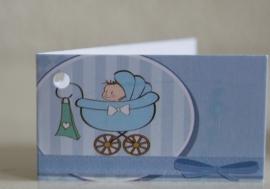 KAARTJE BABY IN KINDERWAGEN