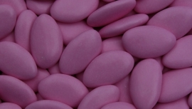 POND  ROZE CHOCOLADE DRAGEES