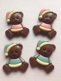10 CHOCOLADE BEREN