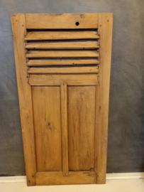 Oud houten luik (nr 3)