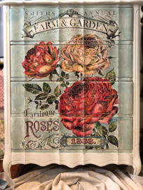 IOD transfer Catalogue of Roses