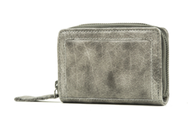 Phoenix grey wallet Bag2Bag