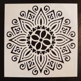 Tegelsjabloon 15 x 15 cm