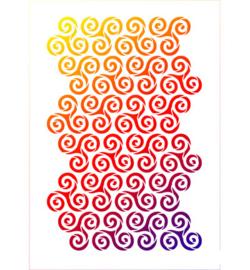 Spiralen A3 formaat