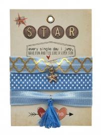 Rio by Jozemiek Star Baby Blue