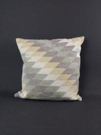 Groen Kussen van Linen & More