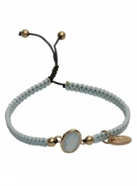 Dare-to-be-fabulous-armband Ice Blue