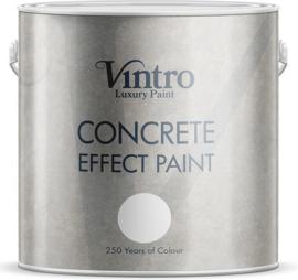 Concrete Effect Paint kleur Chalk