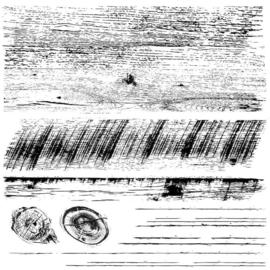 IOD deco stempel Barnwood Planks