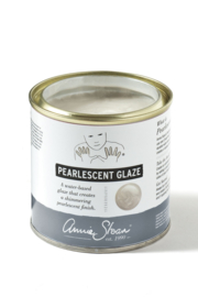Pearlescent glaze
