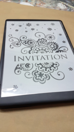 Invitation.