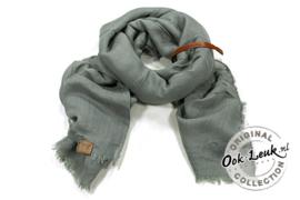 Grijze sjaal Youth