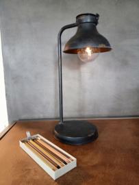Bureaulampje met LED verlichting
