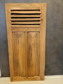 Oud houten luik (nr 2)