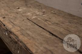 Wandplank robuust 100 cm inclusief steunen Be Uniq