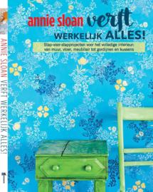 Annie sloan verft werkelijk alles! Nieuwste boek nederlandstalig