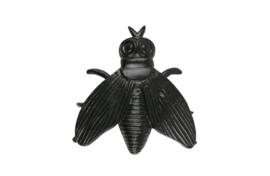 Chris vlieg metaal zwart van BePure