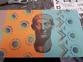 Donderdag 5 maart  Workshop Verftechnieken III met Annie Sloan Paint