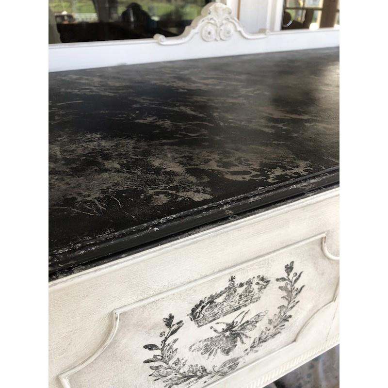 IOD deco stempel Carrara Marble / Marmer stempel