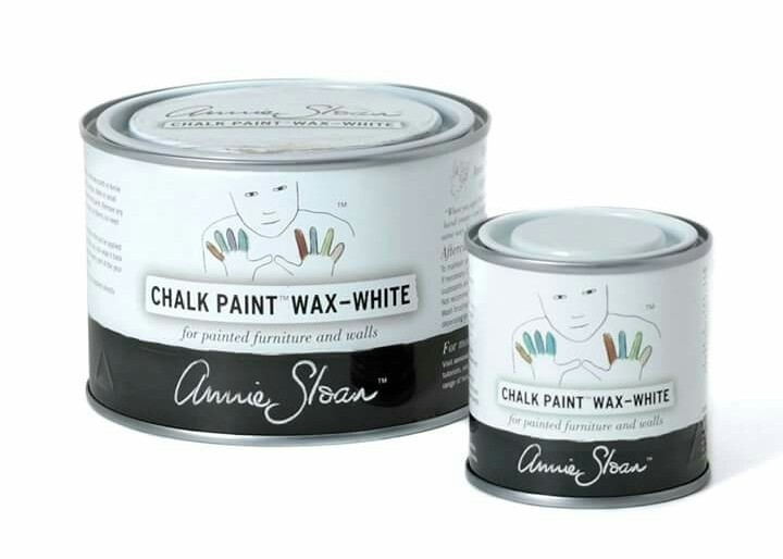 Mini white wax 120 ml