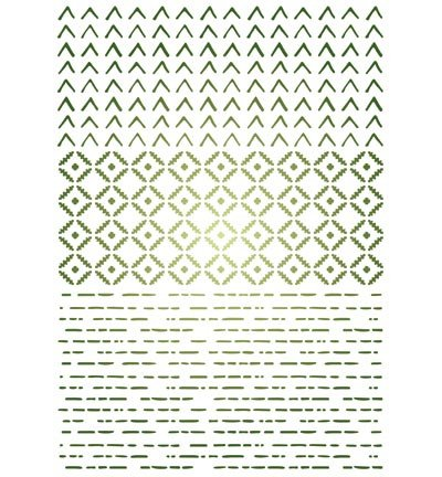 Stencil A3 Patterns