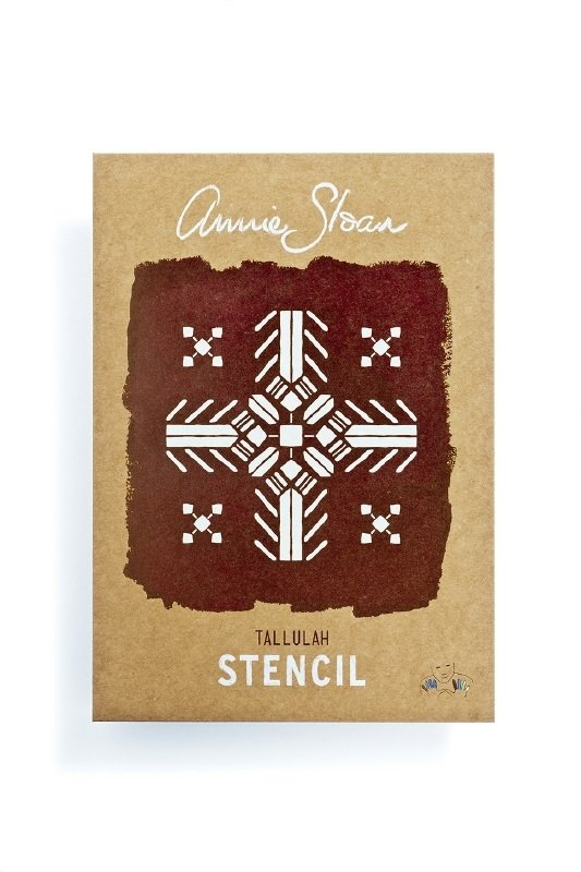 Stencil Tallulah Annie Sloan Sjabloon A4