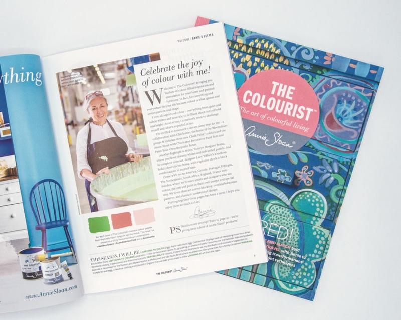 The Colourist bookazine deel 1