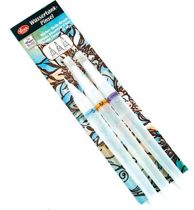 Set van 3 Waterbrushpennen