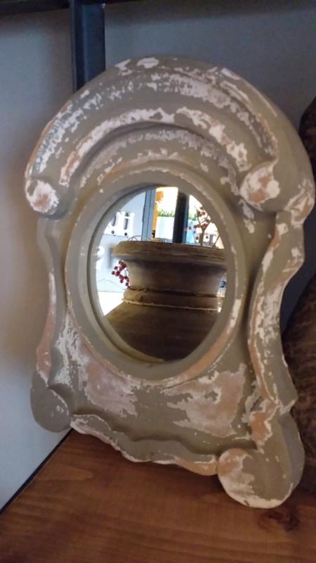 Ossenoog spiegeltje