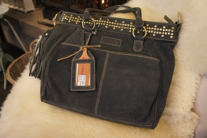 Knoxville Grey Bag2Bag