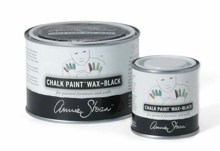 ChalkPaint Wax Black 500 ml