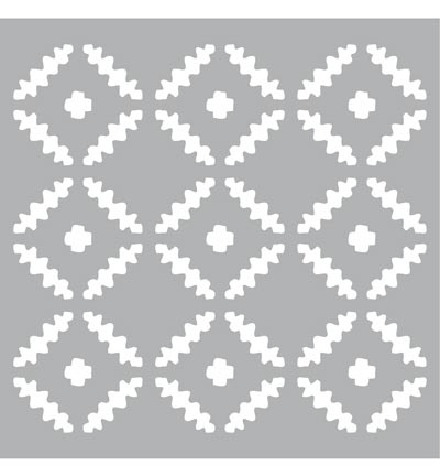 Mask stencil Pattern squares 150*150 mm