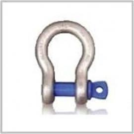 Harpsluiting met moerbout 1,5 ton (HSMB8015) - 10 stuks