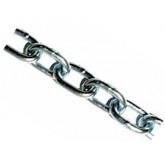 Scheepsketting / kortschalmige ketting/ elektrolytisch verzinkt/ 3 mm / 30m