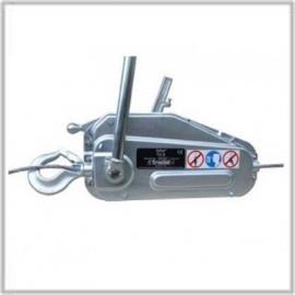 Tirfor© Staaldraadtakel - type TU 8 / 0.8 ton /  inclusief 20 m staalkabel