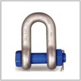 D-sluiting met moerbout 1,5 ton (DSMB8015) - 5 stuks