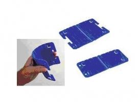 spanband bescherming  5cm breed  SCC  5