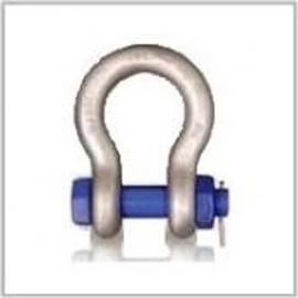 Harpsluiting met moerbout 0,75 ton (HSMB80075) - 10 stuks