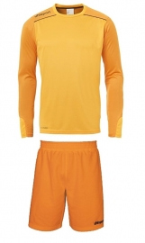 Uhlsport Tower Goalkeeper Set oranje