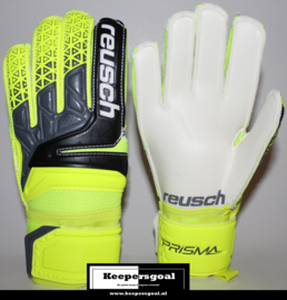 Reusch Prisma SG Finger Support Junior safety yellow/black