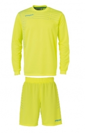 Uhlsport Match Goalkeeper set fluogeel
