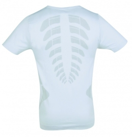 Uhlsport momentum thermo shirt lichtgrijs KM CLEAR-OUT