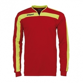 Uhlsport Liga keepershirt rood CLEAR-OUT